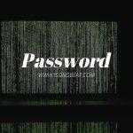 Password art